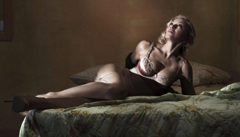 Мадонна вновь станет лицом Versace