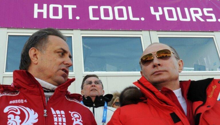 """""""На ВАДА и МОК давят с утра до ночи"""". Путин назвал виноватых в допинговом скандале"""