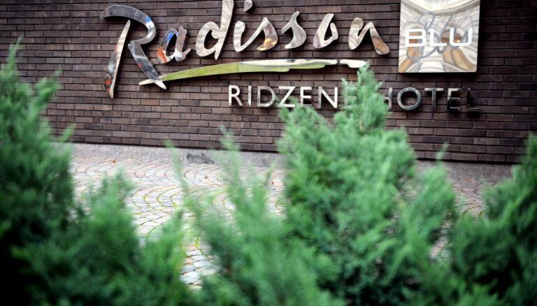 Временно закрывается рижская гостиница Radisson Blu Rīdzene Hotel