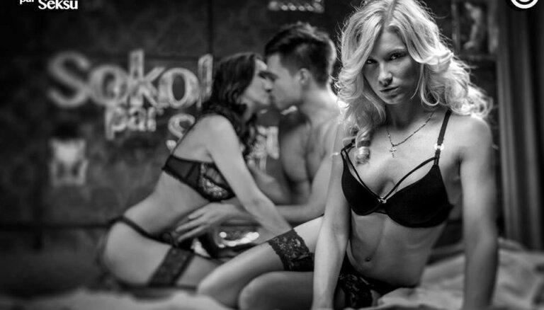 Foto: Kas notiek Sokolova seksa šova aizkulisēs