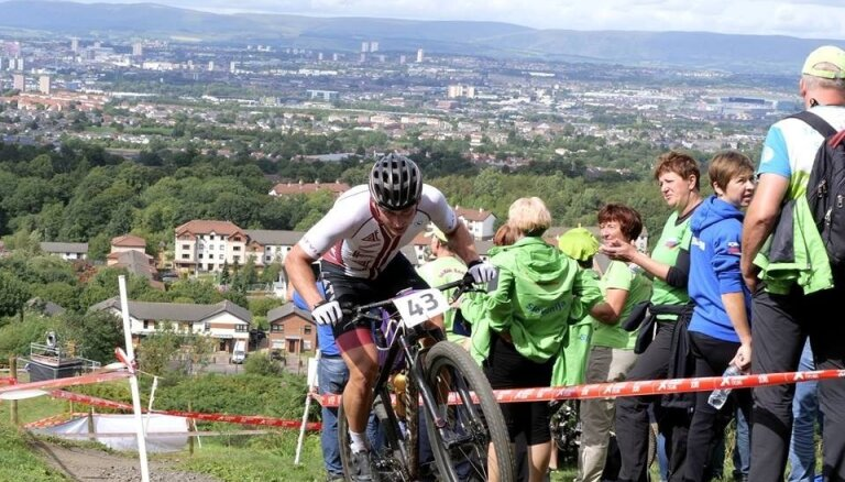 Pasaules MTB čempionātā startēs četri Latvijas sportisti