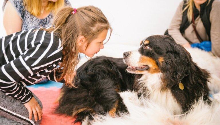 Rehabilitācijas centrā 'Poga' svētku gaisotnē pulcēsies bērni un jaunieši ar kustību traucējumiem