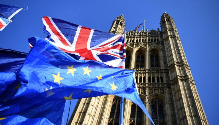 'Brexit' līdz 31. oktobrim nenotiks, prognozē ES amatpersonas