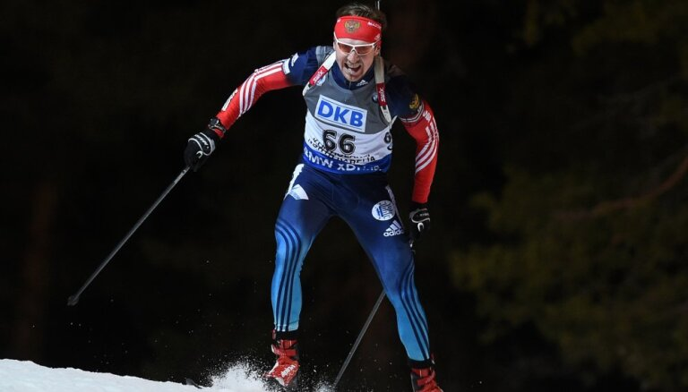 Четвертый российский биатлонист перешел под знамена Южной Кореи