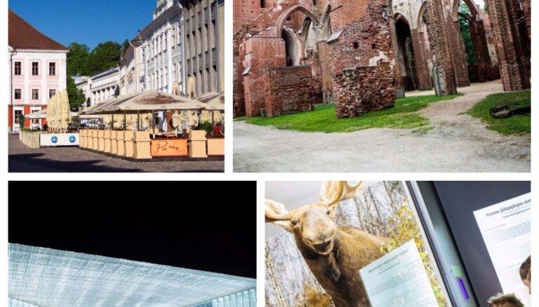Pārsteidzošā Tartu: ko apskatīt bohēmiskajā universitātes pilsētā