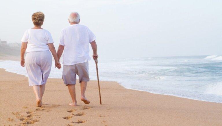 Старейшая в мире супружеская пара отметила 80-летие свадьбы