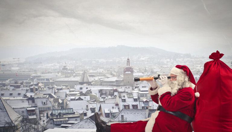 В Швейцарии пройдёт Чемпионат мира среди Санта Клаусов