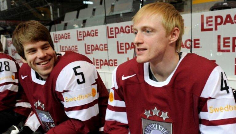 Сборная Латвии по хоккею: плюс защитник из-за океана, минус — три ветерана