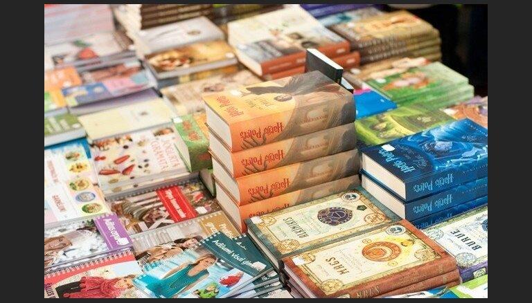 Februāra izskaņā Ķīpsalā būs ikgadējā Latvijas Grāmatu izstāde