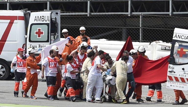 На Гран-при Каталонии погиб испанский мотогонщик
