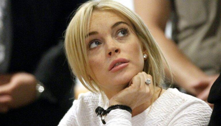 Первый канал ответил Линдси Лохан встречным предложением