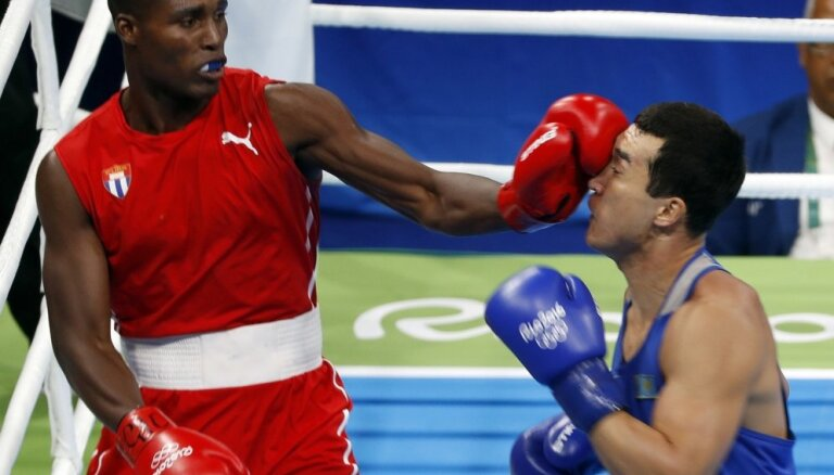 Boksa liktenis olimpiskajās spēlēs izšķirsies maijā