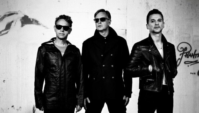 Depeche Mode выпустили клип на песню из нового альбома