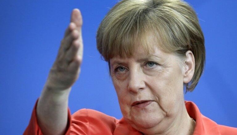 """Меркель: """"миграционные квоты ЕС - это первый шаг"""""""