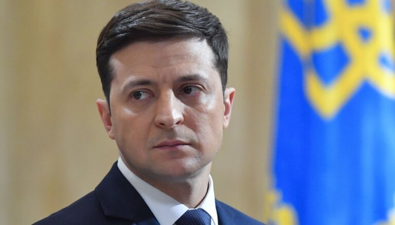 Зеленский назвал ошибочной реакцию Грузии на назначение Саакашвили