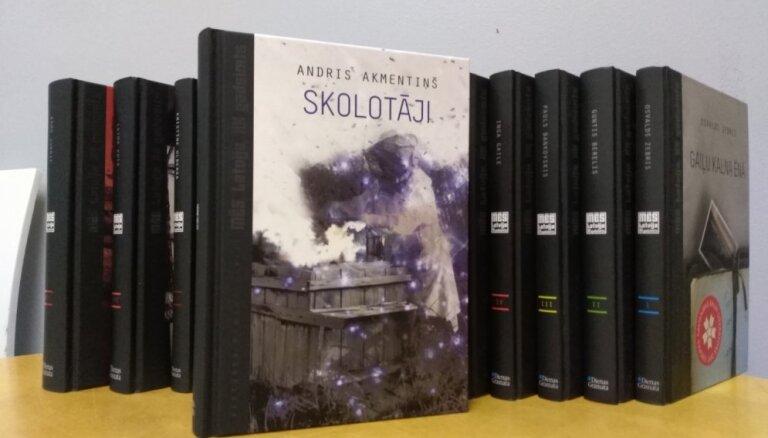 Izrāvumi no tumsas. Diskusija par romānu ciklu 'Mēs. Latvija, XX gadsimts'