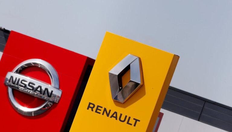 'Nissan' noliedz informāciju par plāniem saraut saites ar 'Renault'