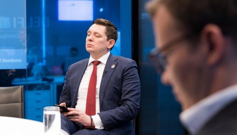 Jaunā koalīcija jau vienojusies par amatu pārdali Saeimā