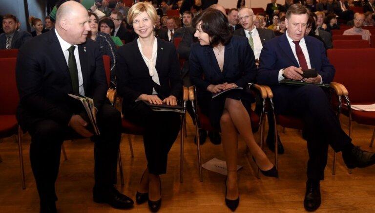 EP vēlēšanās varētu kandidēt vairāki līdzšinējās valdības ministri