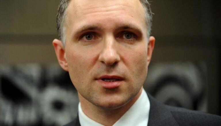 Низложен чиновник, просмотревший крах Parex и Krājbanka