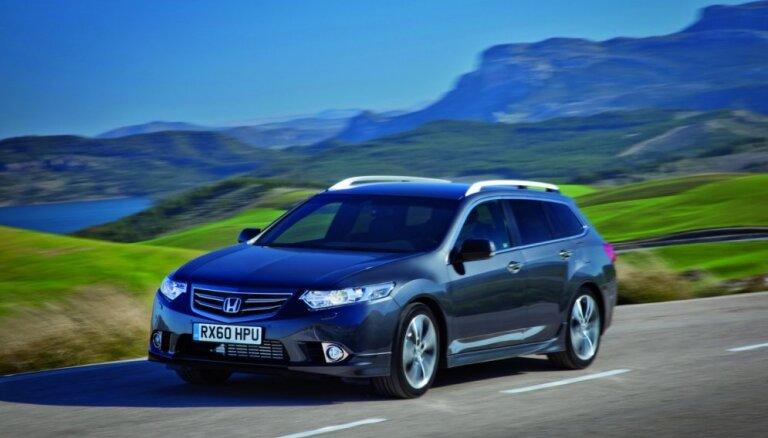 Eiropu pametīs 'Honda Accord' modelis; pēcteča nebūs