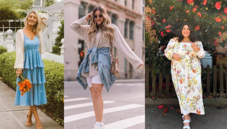 Maija modes salikumi: 31 ideja katrai mēneša dienai