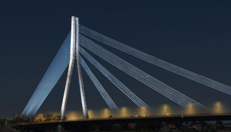 Projektēt Vanšu tilta pārbūvi pieteikušies četri pretendenti