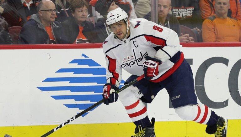 """""""Александр Великий"""". Овечкин в восьмой раз выиграл гонку снайперов НХЛ"""