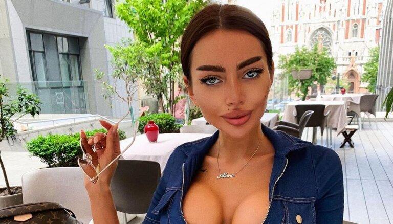 """ФОТО: Ужас или красота? """"Украинская Кардашьян"""" пугает и восхищает"""