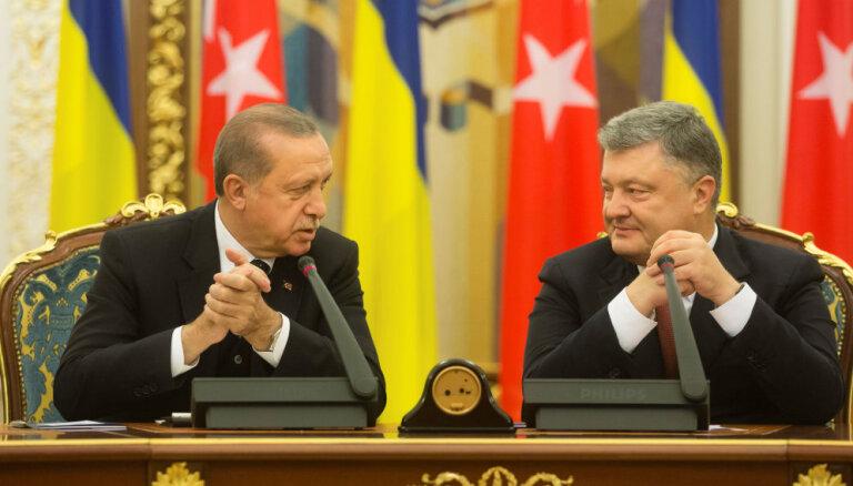 Турция поставит Украине партию ударных беспилотников