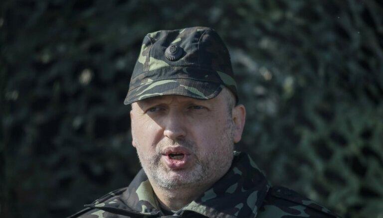 Турчинов: Украина готовит новый проход кораблей через Керченский пролив