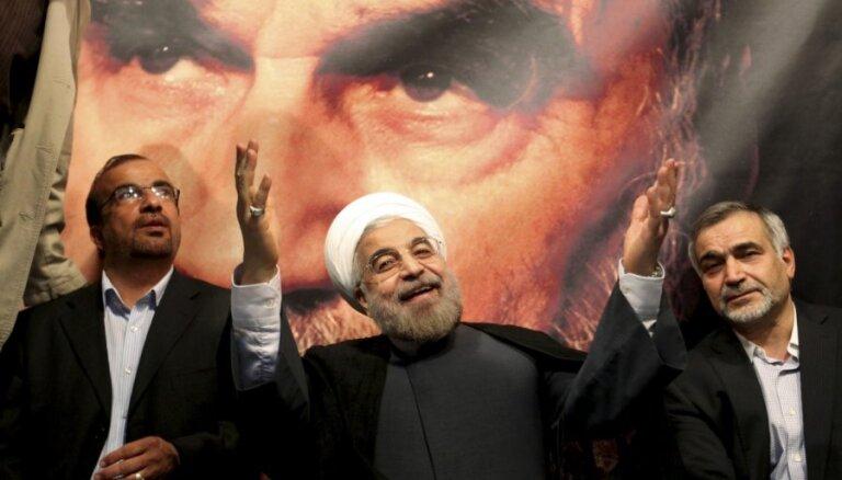 Irānas prezidents pārliecināts par drīzu kodolvienošanos ar Rietumiem