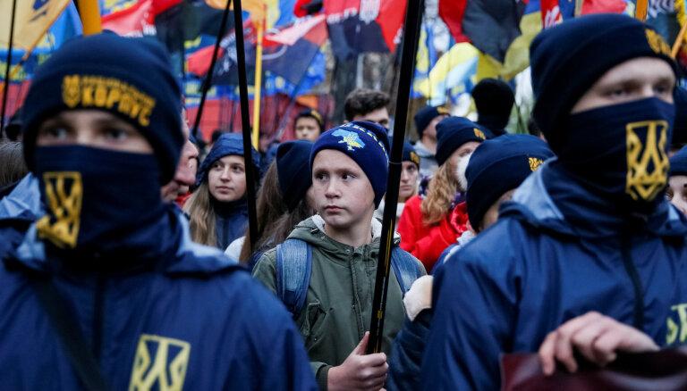 Re:Baltica: Члены Нацобъединения сотрудничают с украинскими ультраправыми экстремистами