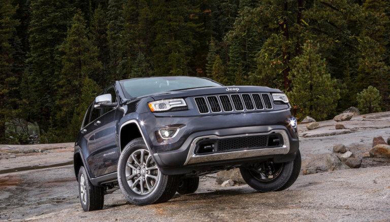 Par krāpšanos ar kaitīgajiem izmešiem 'FIAT Chrysler Automobiles' ASV samaksās 515 miljonus dolāru