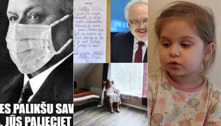 Gada labumu izlase: 12 soctīklu hiti, kas pērn sajūsmināja latviešus