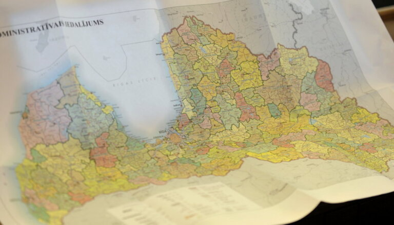 Газета: В Латвии есть около сотни плотно населенных пунктов, где нет ни одного рабочего места