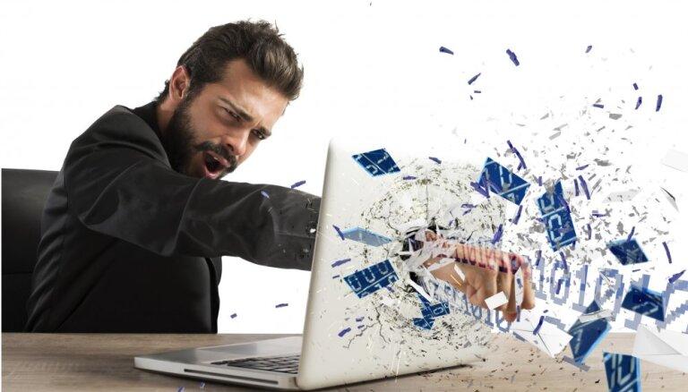 'Mac' datori nav drošāki par 'Windows', vienkārši tiem retāk uzbrūk