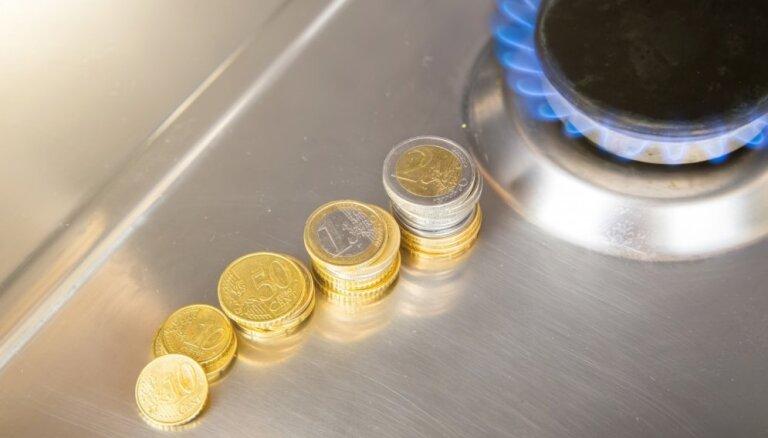 No 1. jūlija mājsaimniecībām mainīsies izmaksas par dabasgāzi