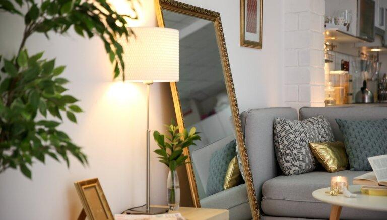 Dizaineres padomi, kā vizuāli paplašināt mazu telpu