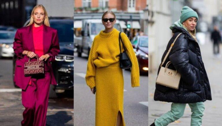 Vizuļi, adījumi un vaļīgie džinsi – aktuālākās rudens modes tendences