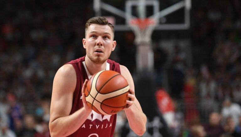 Dairis Bertāns par debiju NBA, vasaras plāniem, PK kvalifikāciju