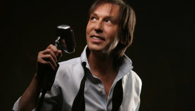 Николай Носков выступит в Риге с юбилейной программой
