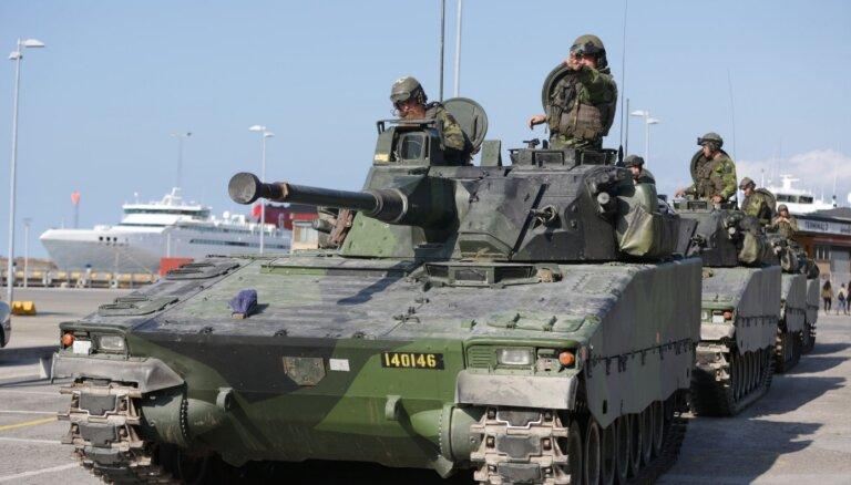 Gotlandes drošība ir svarīga mums visiem, uzsver ministrs