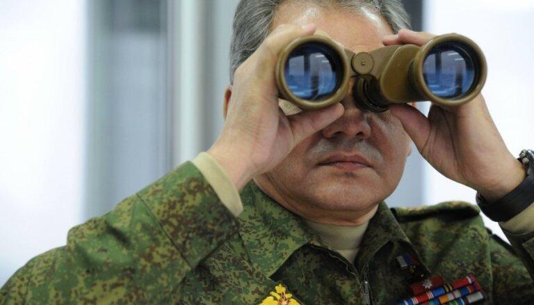 ASV un Krievijas aizsardzības ministri sāk sarunas par Sīriju
