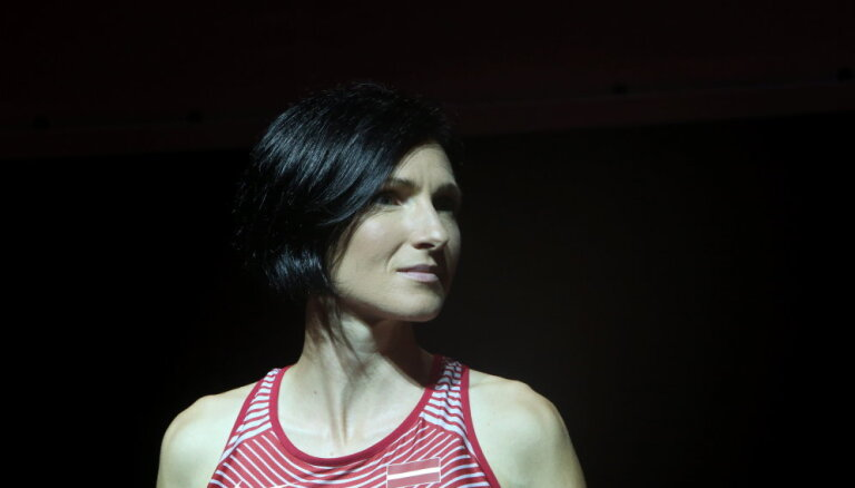 Prokopčuka: vispirms esmu mamma un tikai tad sportiste