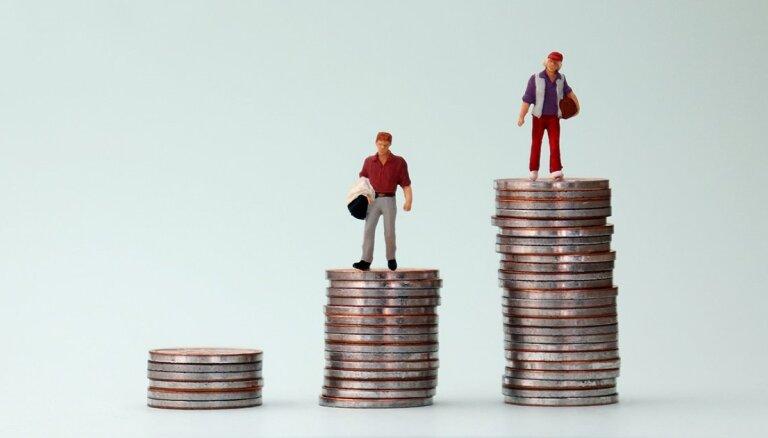 Минимальная зарплата будет увеличена с 430 до 500 евро