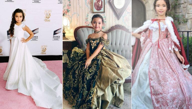 ФОТО. Мечты сбываются: отец трех детей создает платья диснеевских принцесс