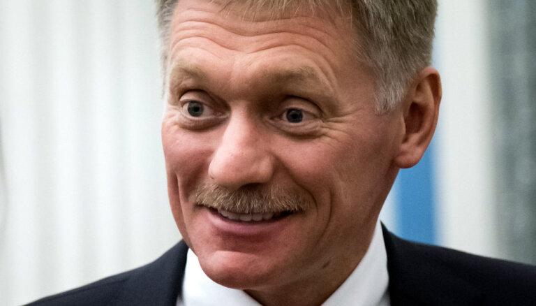 В Кремле подтвердили подготовку встречи Путина с Кальюлайд