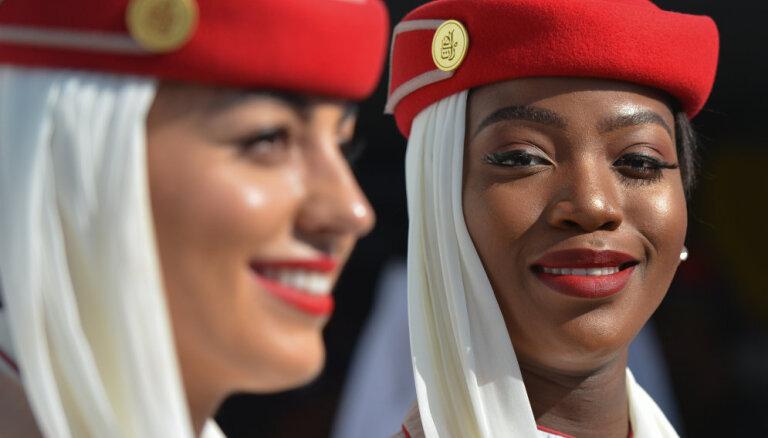 Небо, самолет, девушка: каково быть стюардессой первого класса авиакомпании Emirates