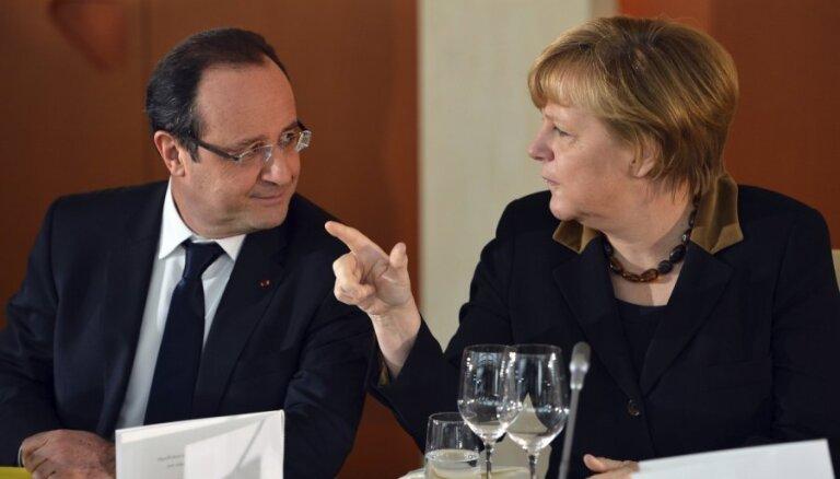 Инициативу Парижа о правительстве еврозоны в ФРГ встретили сдержанно